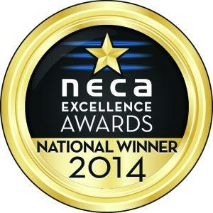 neca_goldawardmedal_2014_excellence_nationalwinner